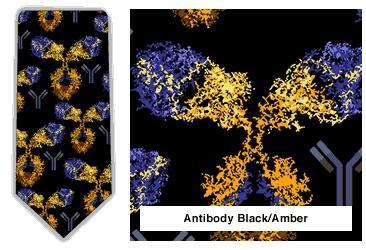 Antibodies Neck Tie