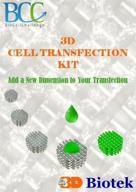 3D Cell Transfection Kit