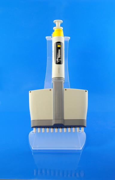 One Touch Pro-Pipettors – Multi Channel Variable Volume