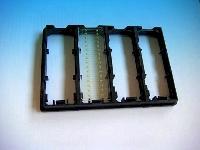 Microlytic Slide Holder, 4 Slide Model