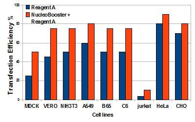 NucleoBooster Transfection Reagent Enhancer