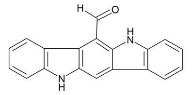 6-Formylindolo(3,2-b)carbazole